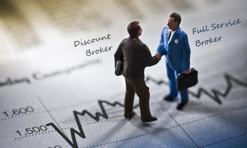 Should you use Discount Stockbroker or Full Service Stockbroker